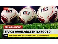 Bargoed Monday Night league