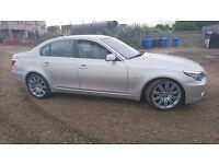 BMW 520d 1 year mot