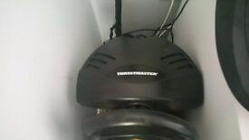 pc ps3 thrustmaster ferrari wheel and peddles