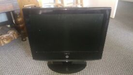 """19"""" LCD TV with DVD"""