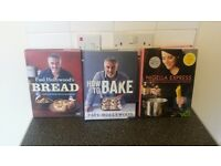3 cook books