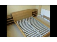 Ikea Malm King Size Bed Frame With Headboard