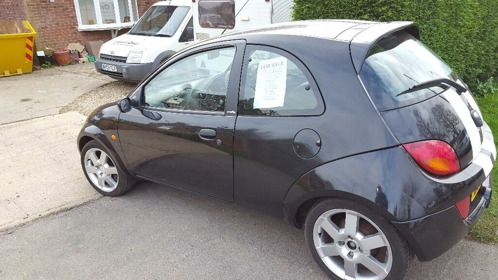 ford ka 1600 sport in holbeach lincolnshire gumtree. Black Bedroom Furniture Sets. Home Design Ideas