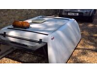 Mitsubishi L200 Truckman hardtop top cover/canopy, (Single Cab) came from a 2009 L200