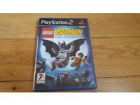 Lego Batman the Video Game - PlayStation 2 - Game