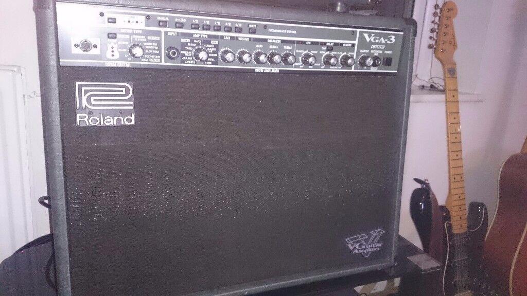 Roland VGA-3 Guitar Amp