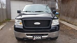 2006 Ford F-150 XLT 4x4,5.4 V8, Crew Cab Cambridge Kitchener Area image 2