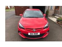 """***MINT ASTRA 2.0 DIESEL CDTI TECH LINE GT***LADY OWNER***19"""" ALLOYS***VERY RARE***"""