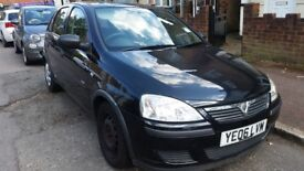 Vauxhall Corsa with Systemtronic Startup of 2 Gear System of Automatic and Manual in Good Condition
