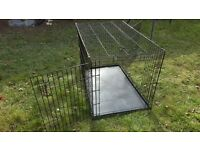 Puppy/small dog cage.