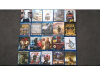 Blu-ray Films for sale ONLY 4£ each*