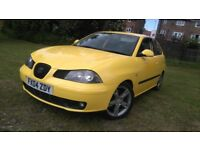 **Seat Ibiza 1.8 Turbo FR** One Off very Fast **hardcut limiter/launch Control** must see