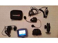 TomTom Rider V2 & Scala rider Bluetooth headet