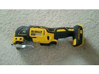 Dewalt brushless multitool oscilator