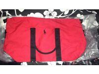 Ralph Lauren weekender bag