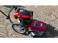 Tondu HWTL Wheeled Trimmer Strimmer Mower - one year old, very little use