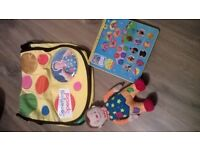 mr tumbles and in the night garden toys