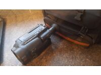 Canon UC9Hi Hi8 Camcorder with mains/battery charger