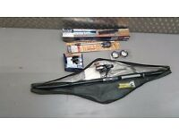 Fishing equipment available, new, some opened, not used.
