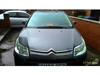CITROEN C4 2009 1.4 £1990 ono very good condition,full service history,2 owners from new