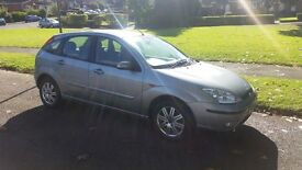 2004 Ford Focus Zetec 1.6 Petrol Manual, Only 75,372 Miles, Long Mot, Free delivery