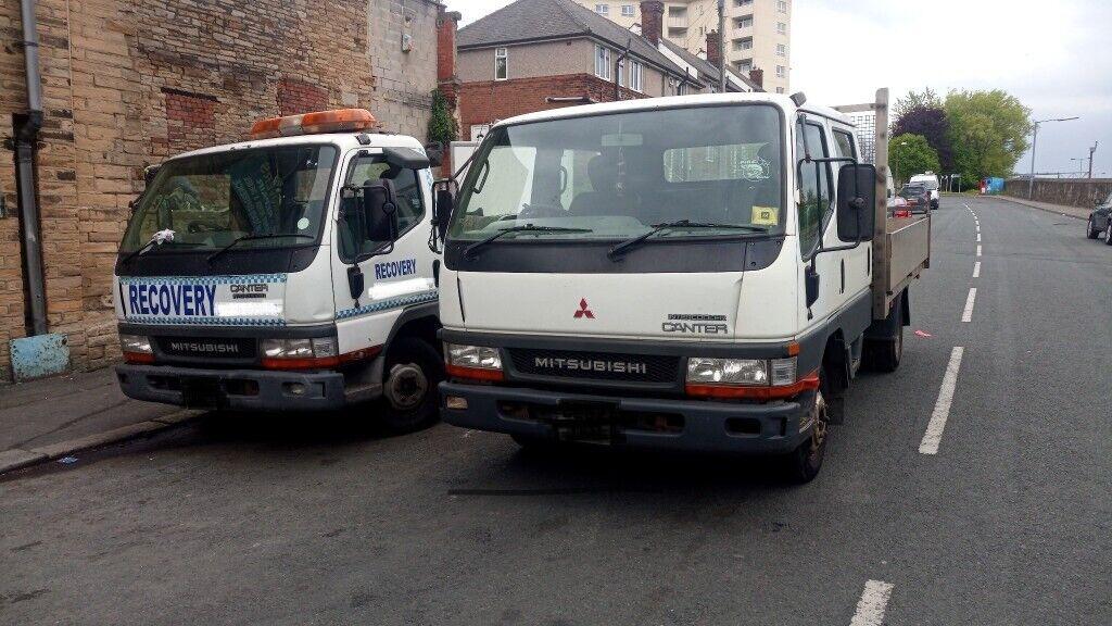 *Breaking* Mitsubishi Canter Fuso Crew Cab, 3 0 Diesel, 4m42 Engine   in  Bradford, West Yorkshire   Gumtree