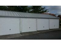 Garages to Rent - EVERCREECH SOMERSET - New roof and door - £16.44 a week. ** AVAILABLE NOW **