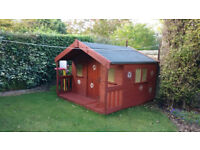 Kids Play shed/House
