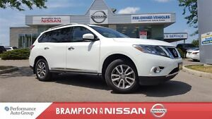 2014 Nissan Pathfinder SL *Leather,Navigation,AWD,Rear View Came