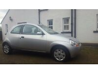 Ford Ka 1.3 style 58 reg only 20,000 miles 1 owner from new