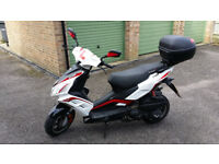 Lexmoto 125cc FMR 2016 Scooter