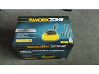 Brand new Workzone patio and wall cleaner