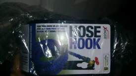 Hose hook. New