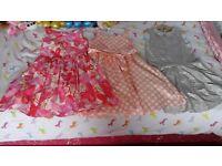 Girls next/ monsoon dresses