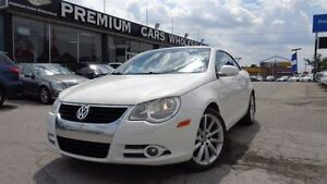 2008 Volkswagen Eos 2.0 Turbo Luxury Hard-Top Convertible