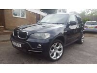 BMW X5 3.0D 2007, FULL Service History,105k Miles,HPI Clear