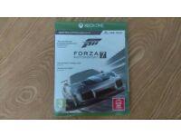 Forza 7 Xbox one Brand new