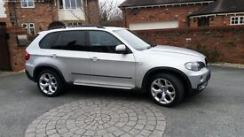 BMW X5 - Cheapest x5 with this low mileage. E70 3.0D 4x4 xDrive, FSH, Sat Nav, Dynamic & Media packs