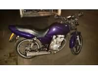 Motor bike 125cc Champ stealth
