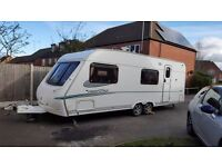 Abbey Freestyle 640, 6 berth, (2006) Touring Caravan for sale in Nottinghamshire