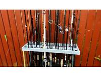 Lots and lots of fishing gear for sale