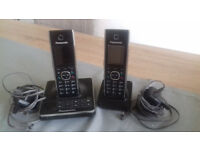 Panasonic 2 pice Phone Set with Answerphone