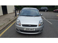2006 Ford fiesta 1.4 silver 5dr hatchback manual petrol MOT August2018 full service history