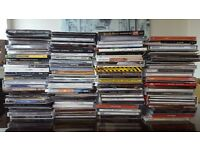Large selection of CD albums inc jazz, pop and rock - very good condition