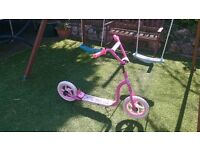 Chunky barbie scooter