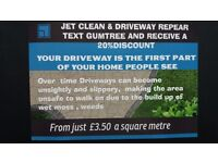 One FREE DRIVEWAY CLEAN ON OFFER