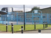 Sunday 4 Sep Street Basketball at Millwall Park (FREE)
