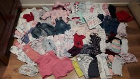 3-6months baby girls clothes bundle