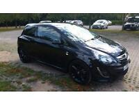 Vauxhall corsa 1.2L limited edition £7,499