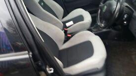 2005 SKODA FABIA 1.2 SPORT MAGIC BLACK COMPLETE DRIVERS REAR DOOR